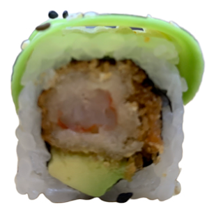 Foto Sushi Box Ebi Green