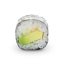 Foto Sushi Box Avocado Maki